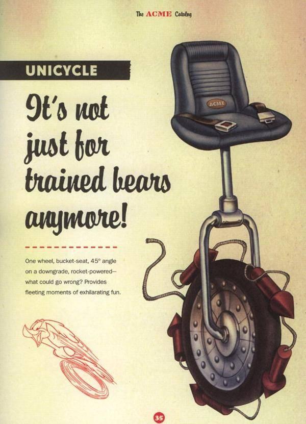 ACME-Unicycle
